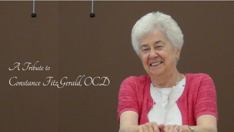 Tribute to Constance FitzGerald, OCD, recipient of LCWR Outstanding Leadership Award