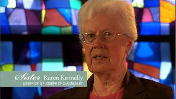 Karen Kennelly, CSJ on documentary