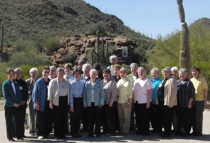 LCWR national board and staff