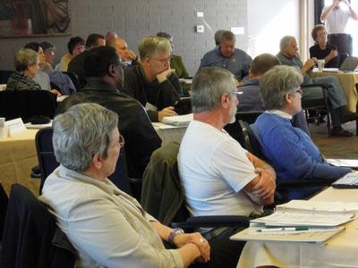LCWR and CMSM boards meet in joint session