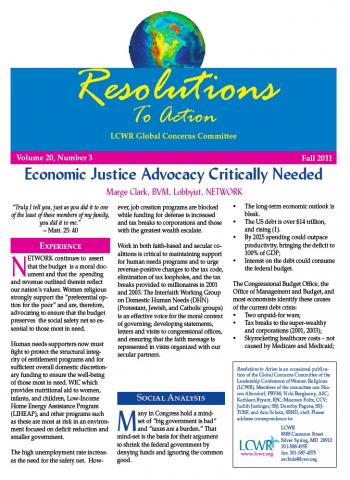 RTA Fall 2011 (Volume 20, Number 3)